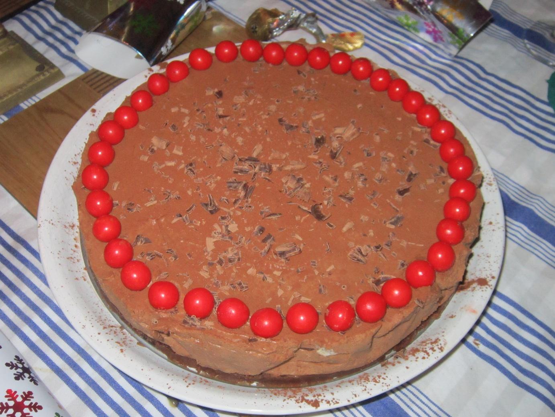 Kiwi pudding kuchen