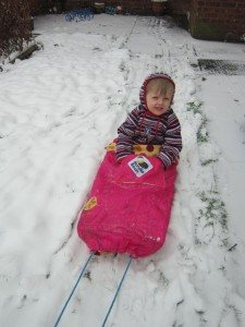 should it happen to snow, you're sorted too!