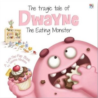 dwayne the eating monster