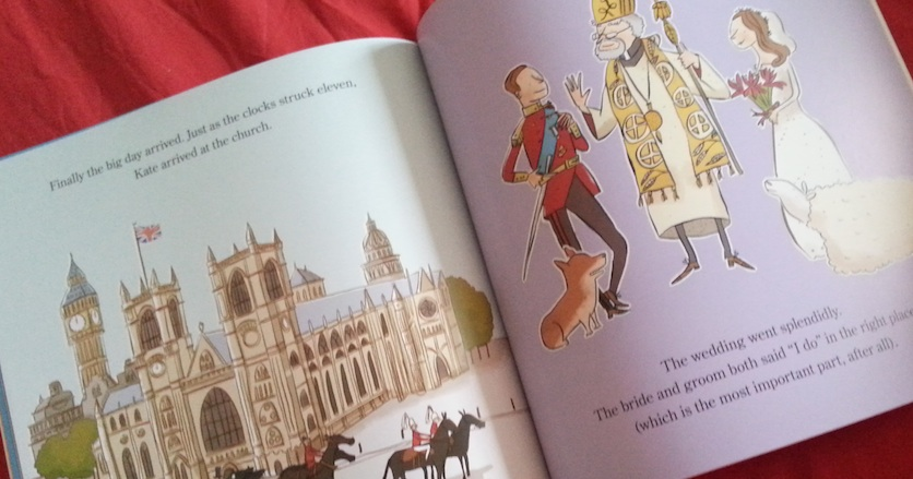 royal fairytale pages