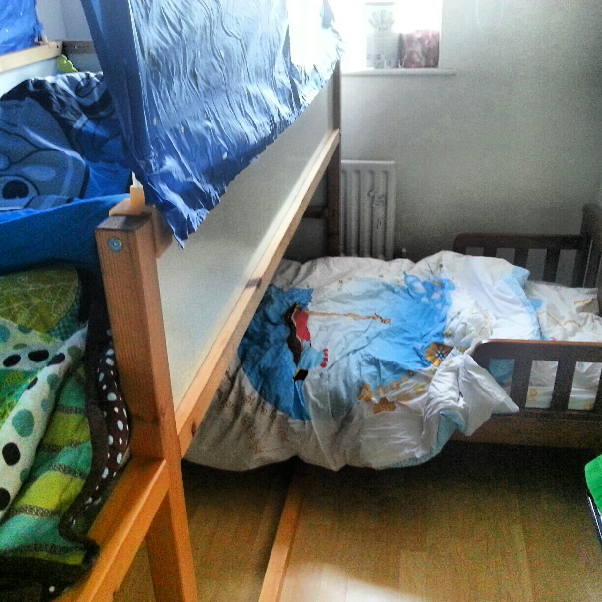 Transition to a toddler bed - Mummy Is A Gadget Geek
