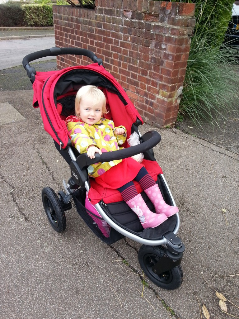 britax b motion out and about