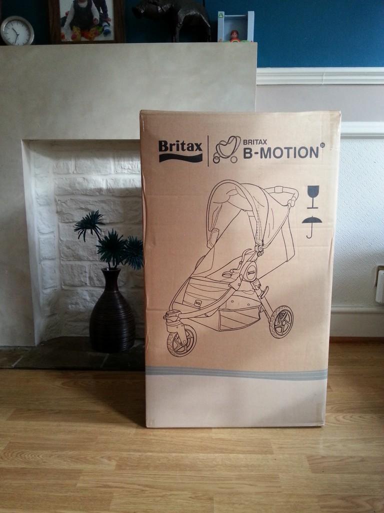britax bmotion box