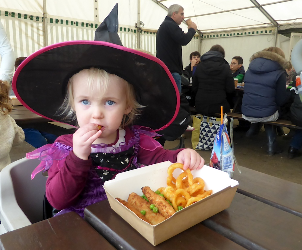willows farm childrens meal