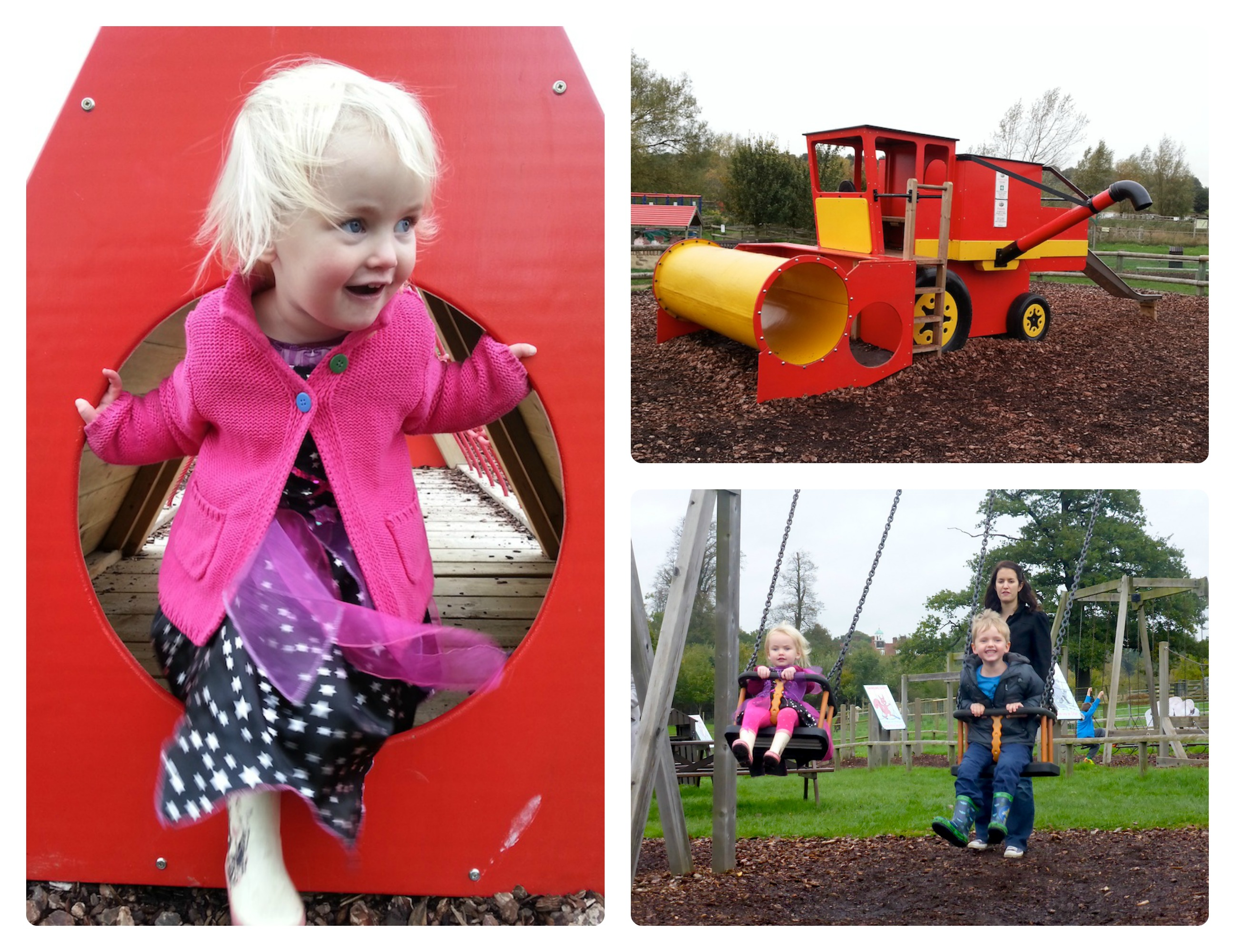 willows farm playgrounds
