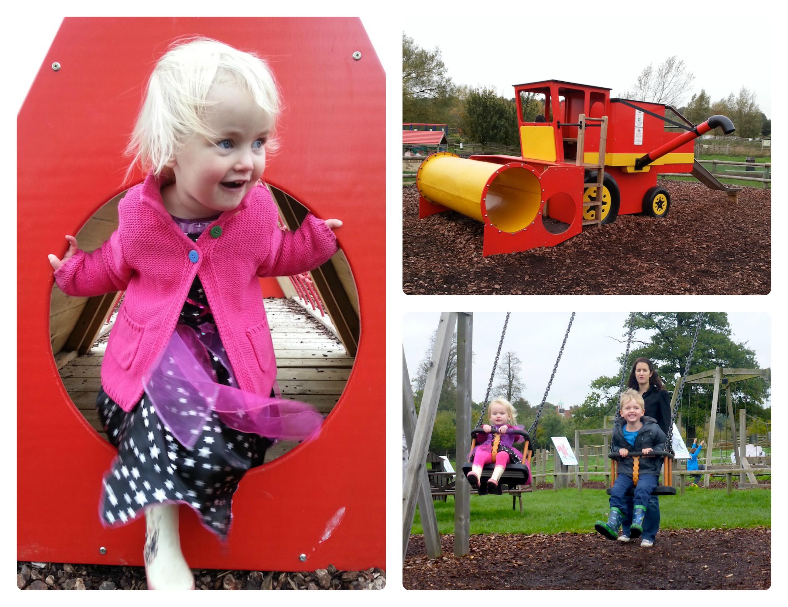 willows farm playgrounds