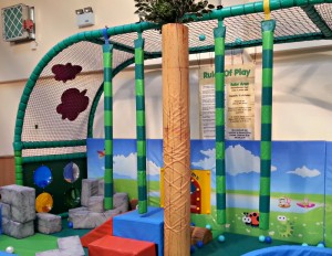 owls playcentre fairlop baby area