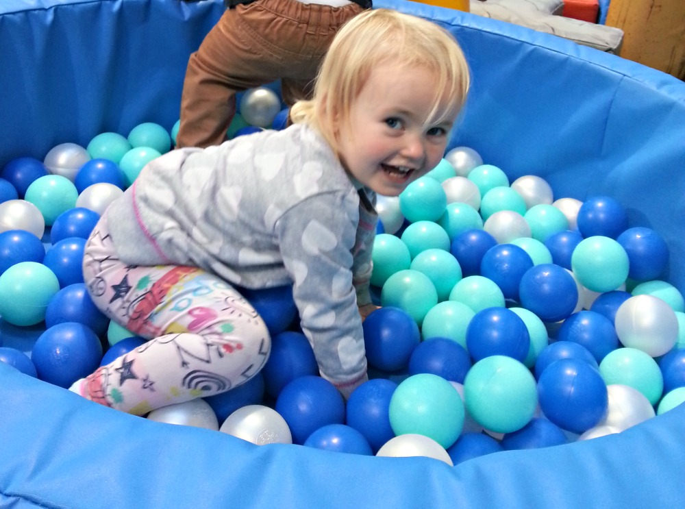 owls playcentre fairlop ball pit