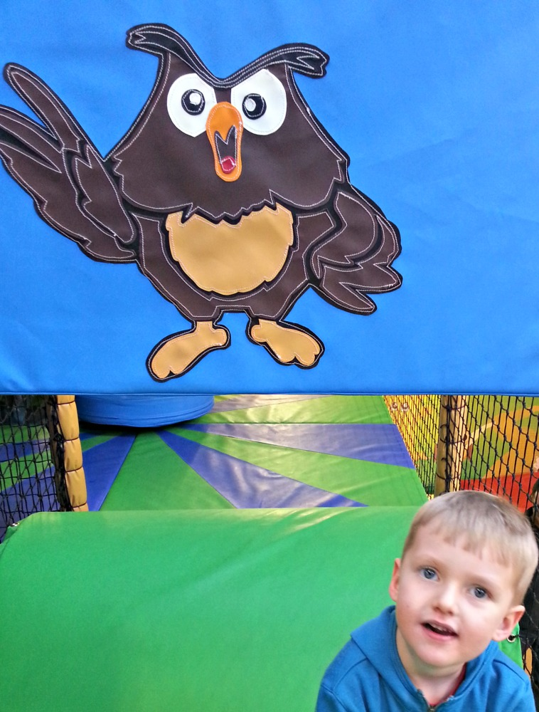 owls playcentre fairlop playframe