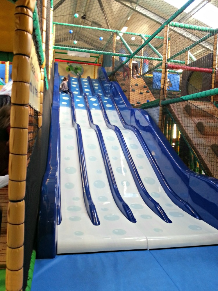 owls playcentre fairlop slide