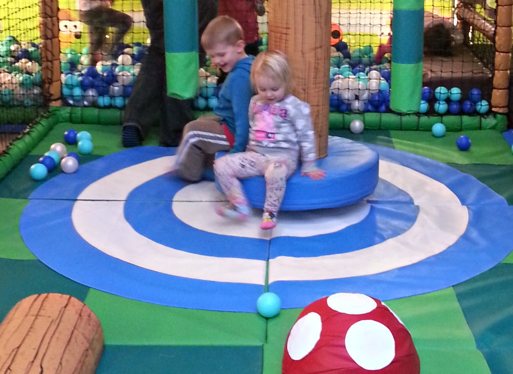 owls playcentre fairlop spinning