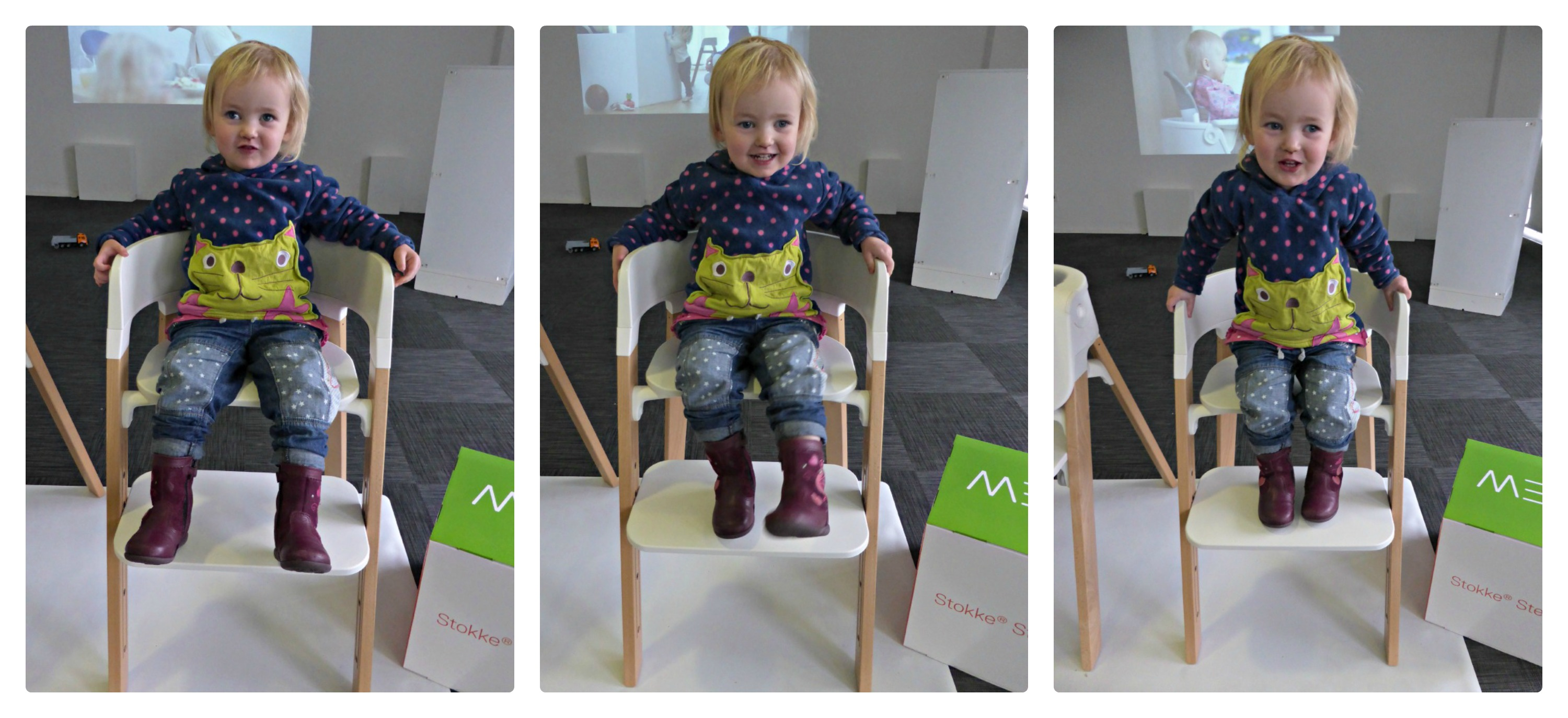 Stokke Steps first look at the new all in one modular highchair