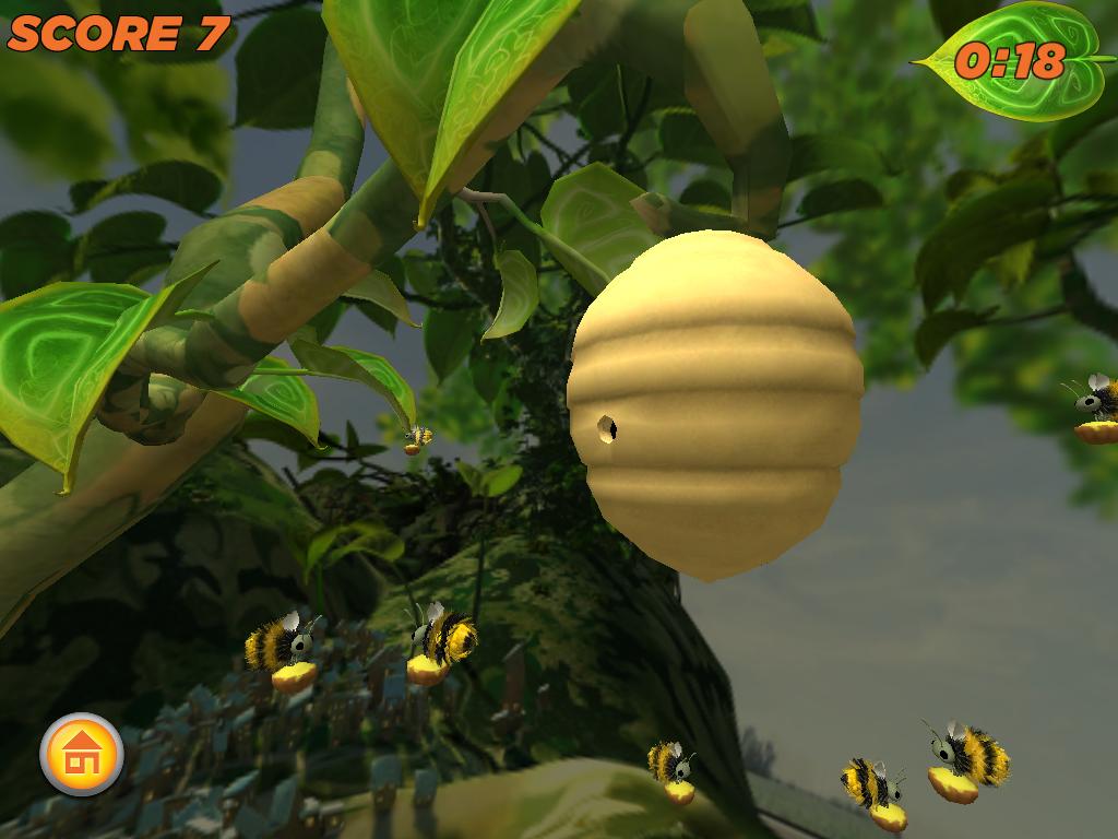 Tree Fu Tom nectar collector