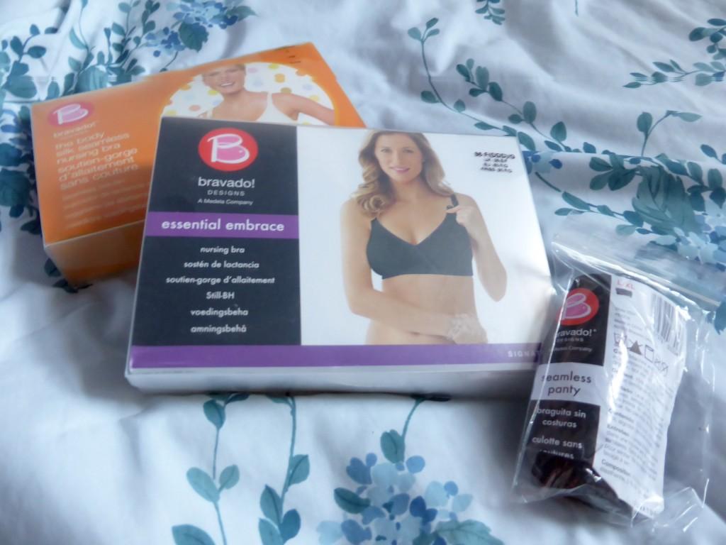 bravado bras and panties