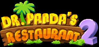 dr pandas restaurant logo