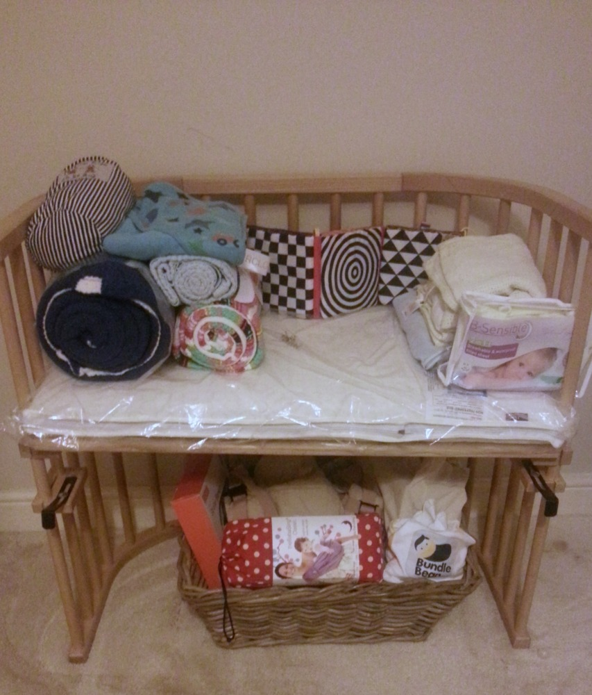 The Babybay is ready and waiting...