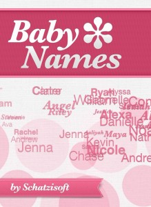 baby names shatzisoft app