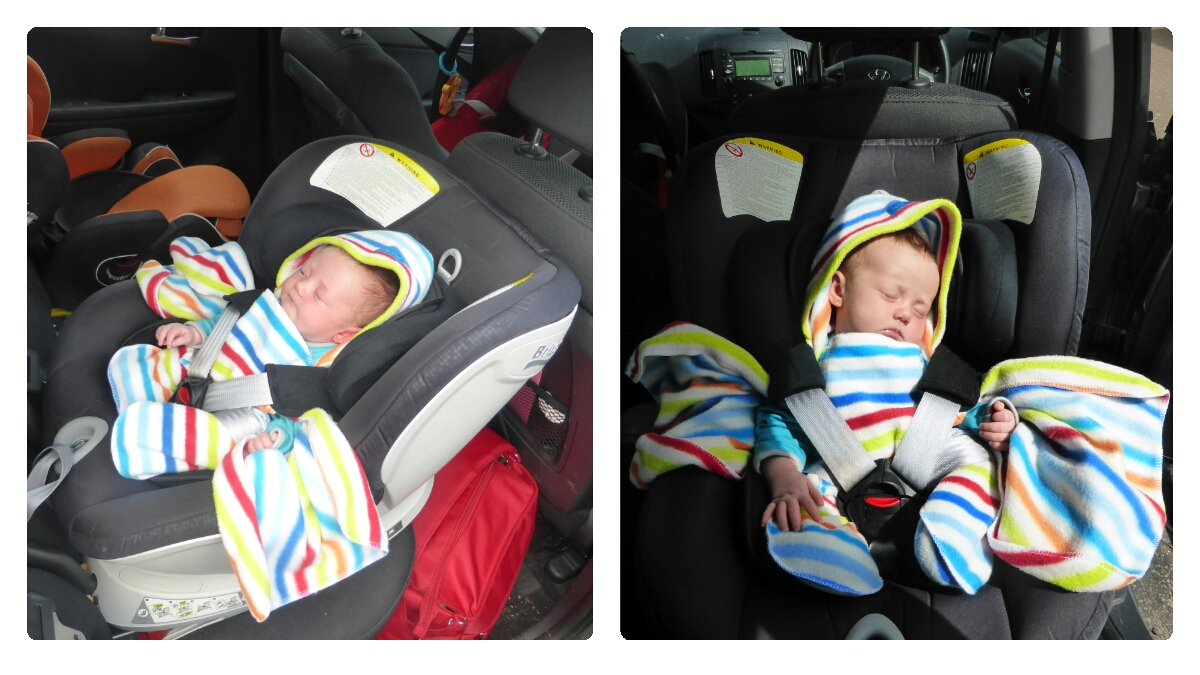 Britax Dualfix review - from newborn to 4 - Mummy Is A Gadget Geek