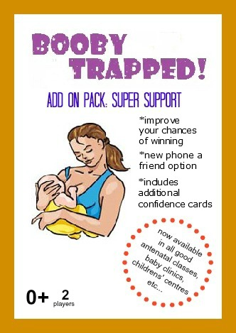 booby trapped add on