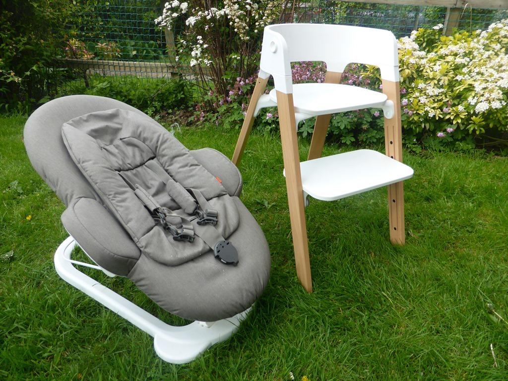 stokke chair bouncer open