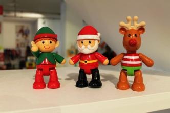 Mothercare CIJ Toybox Christmas