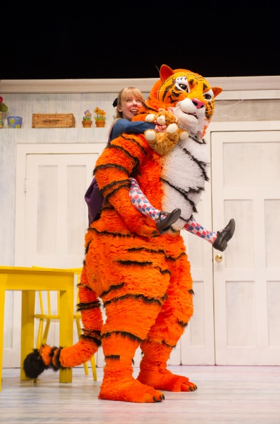 tiger who came to tea live review