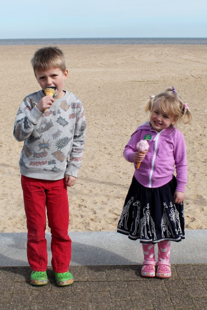 great yarmouth ice creams