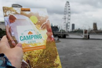 halfords camping guide