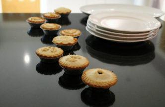 2016 mince pie taste test