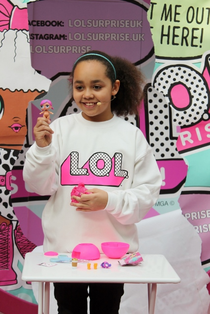 LOL Surprise Doll Launch Toys andMe