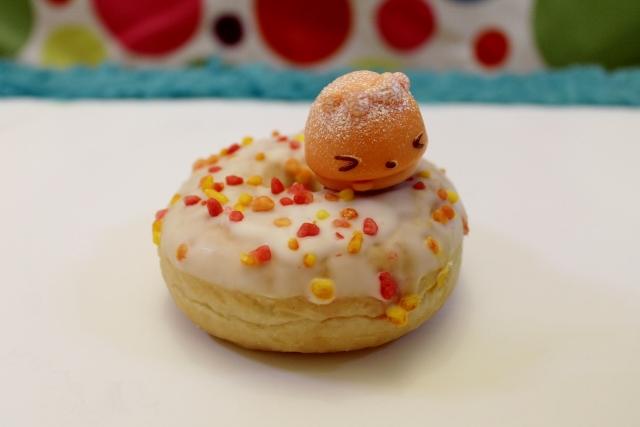 glazed donut numnoms stamper