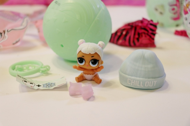 Lol Doll Leading Baby