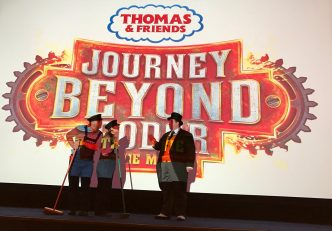 Thomas and Friends Journey Beyond Sodor title screen