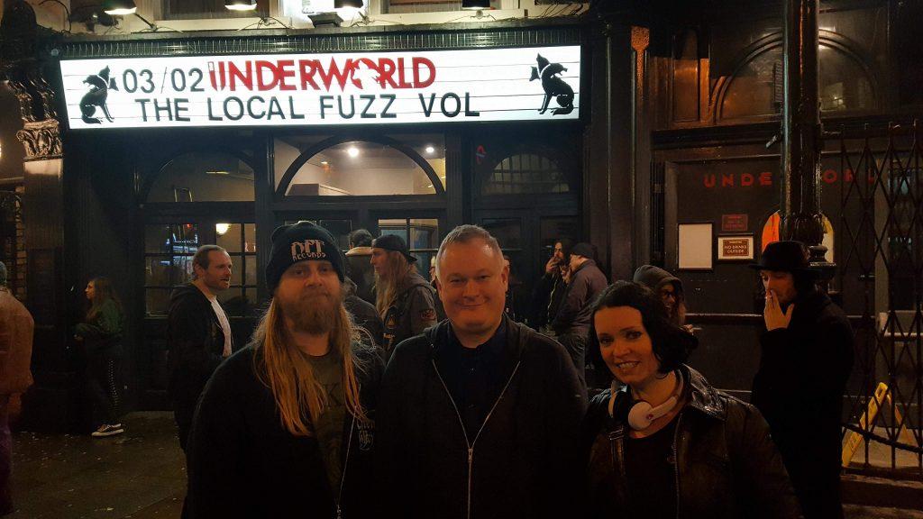 The Local Fuzz Vol 3 the underworld Camden