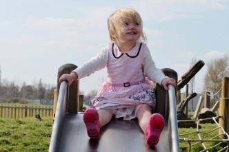 toddler slide jubilee park leyton