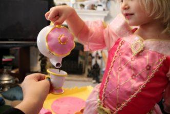 disney princess belles tea cart bellesteacart